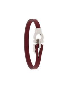 Salvatore Ferragamo double Gancino bracelet