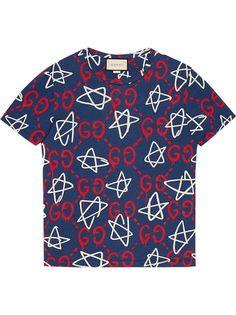 Gucci футболка GucciGhost
