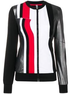 No Ka Oi спортивная куртка дизайна колор-блок