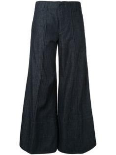 Marni широкие джинсы