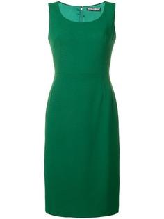 Dolce & Gabbana приталенное платье-карандаш