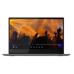 """Ноутбук LENOVO Yoga S730-13IWL, 13.3"""", IPS, Intel Core i7 8565U 1.8ГГц, 8Гб, 256Гб SSD, Intel UHD Graphics 620, Windows 10 Home, 81J0002JRU, темно-серый"""