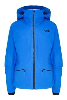 Синяя утепленная куртка Anonym The North Face