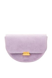 Сиреневая поясная сумка Anna Wandler