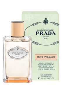 Парфюмерная вода Les Infusions De Prada Fleur d`Oranger, 100 ml