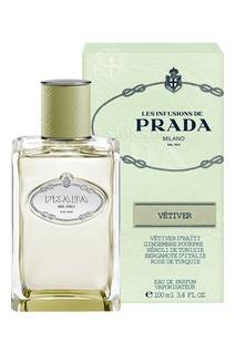 Парфюмерная вода Les Infusions De Prada Vetiver, 100 ml