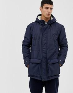 Куртка на флисовой подкладке Kronstadt - Темно-синий Kronstradt