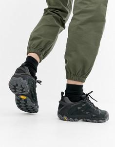 Черные походные кроссовки Merrell Chameleon 7 Gore-tex - Черный