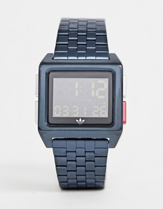 Темно-синие наручные часы Adidas Z01 Archive - Темно-синий