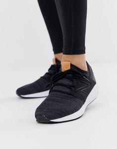 Черные кроссовки New Balance Running Cruz - Черный
