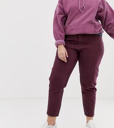 Джинсы в винтажном стиле ASOS DESIGN Curve Ritson - Мульти