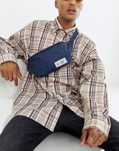 Темно-синяя сумка-кошелек на пояс Original Penguin - Темно-синий