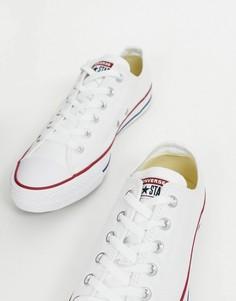 Белые кеды Converse Chuck Taylor All Star Ox M7652C - Белый