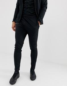 Черный спортивный костюм Nike Football academy - Черный