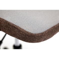 Кресло TetChair BESTO ткань коричневый/серый 3М7-147/С27