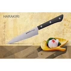 Нож универсальный Samura Harakiri 12 см SHR-0021B