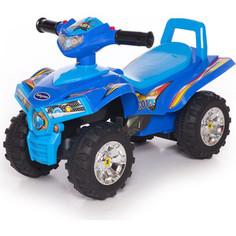 Каталка Baby Care Каталка детская Super ATV Синий/Светло-синий