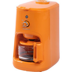 Капельная кофеварка Oursson Кофеварка CM0400G/OR (Оранжевый)