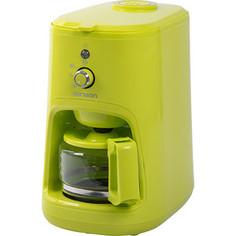 Капельная кофеварка Oursson Кофеварка CM0400G/GA (Зеленое яблоко)