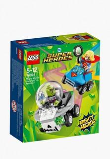 Конструктор DC Super Heroes Lego Супер Герои Mighty Micros: Супергёрл против Брейниака™ 76094
