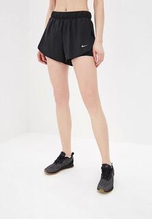 Шорты спортивные Nike W NK FLX 2IN1 SHORT WOVEN