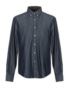 Джинсовая рубашка Xacus