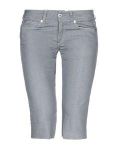 Джинсовые брюки-капри Mauro Grifoni