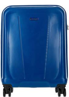 Маленький пластиковый чемодан на колесах Verage