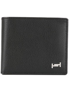 Tods кошелек в два сложения