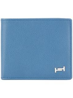 Tods классический бумажник