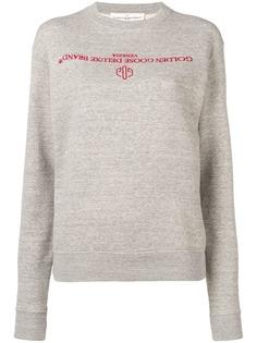 Golden Goose Deluxe Brand logo sweater