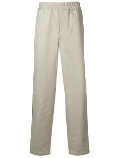 Comme Des Garçons Shirt спортивные брюки с боковыми вставками