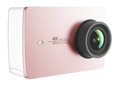 Экшн-камера Xiaomi YI 4K Action Camera Pink