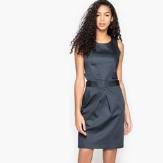 Платье прямое, открытое сбоку, эффект бюстгальтера La Redoute Collections