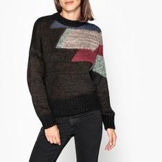 Пуловер с круглым вырезом из тонкого трикотажа AURORE Ba&;Sh