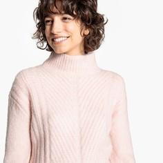 Пуловер с воротником с отворотом из оригинального трикотажа Best Mountain