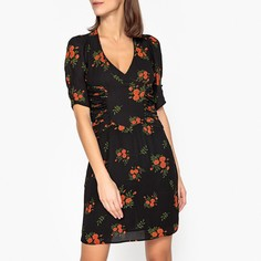 Платье расклешенное с цветочным принтом ESTHER Soeur