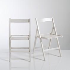 2 складных стула из массива бука Yann Мини цена