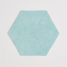 Ковер шестиугольный с эффектом 3D, Camino, 100% хлопок La Redoute Interieurs