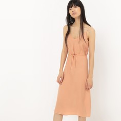 Платье на тонких бретелях La Redoute Collections