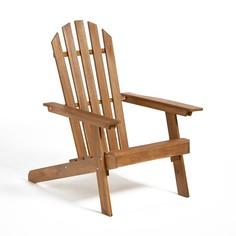 Стильное садовое кресло Adirondack, 3 положения, гамма Zeda La Redoute Interieurs
