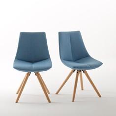 Комплект из 2 мягких стульев LaRedoute