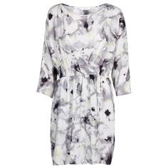 Платье с запахом и рукавами 3/4 Numph