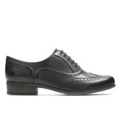 Ботинки-дерби с перфорированным мыском Hamble Oak Clarks