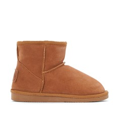Ботинки кожаные Flocon LES Tropeziennes PAR M.Belarbi