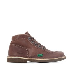 Ботинки кожаные на шнуровке, LEGENDIKNEW Kickers