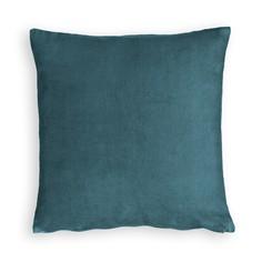 Чехол для подушки из велюра и льна POLEN La Redoute Interieurs