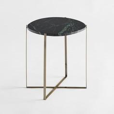 Столик журнальный из мрамора овальной формы Arambol Am.Pm.