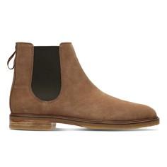 Ботинки-челси кожаные Clarkdale Gobi Clarks
