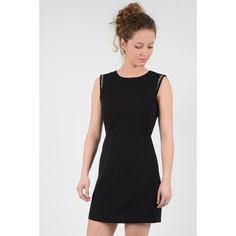 Платье короткое без рукавов с открытой спиной Molly Bracken